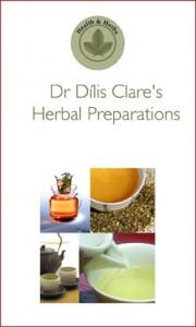 Dilis Clare herbal preperations