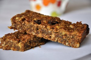 healthy snacks and snack bars